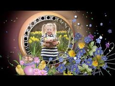 Happy Easter Sunday Wishes,Whatsapp,video, Greetings, ECard,Quotes,message,animation,free,download 3 - YouTube Sunday Wishes, Happy Easter Sunday, Easter 2018, Snow Globes, Easter Greeting, Animation, Frame, Youtube, Beautiful