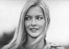 Barbara Brylska - polish actress