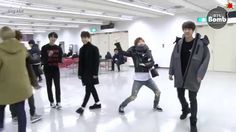 [BANGTAN BOMB] BTS' rhythmical farce! LOL HAHA they are soooo cute