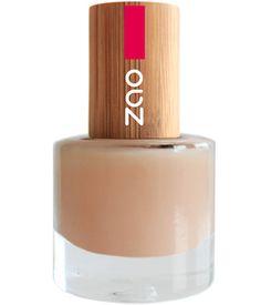 Zao  Durcisseur 635 8ml pour vos ongles cassants. #manucure #bio