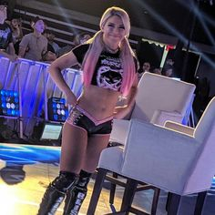 Hottest Wwe Divas, Alexis Bliss, Lexi Kaufman, White Chicks, Perfect Blonde, Wwe Female Wrestlers, Wwe Girls, Raw Women's Champion, Wrestling Divas