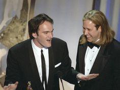 """Quentin Tarantino y Roger Avary - Mejor Guión Original por """"Pulp Fiction"""""""