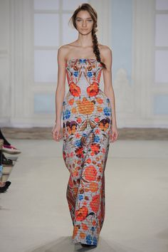 Temperley London | Fall 2014 Ready-to-Wear Collection