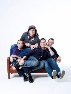 Impractical Jokers - Q, Sal, Joe & Murr. Funny dudes! Better than actors...real. - TruTV