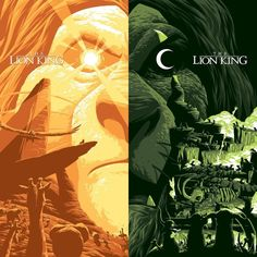 Король Лев арт, Florey, Король Лев, Шрам