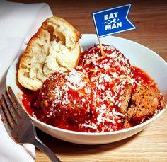 The Meatball to Conquer All Other Meatballs