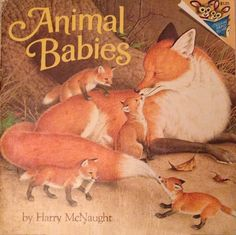 ANIMAL BABIES Children's Audio Book Read Aloud, written by Harry McNaught