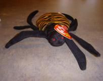 8b108c88130 Spinner the Spider  6.00 Rare and in Mint Condition Stored in baggies with  NO tag protector on it Non Smoking Home Free Shipping to the USA only