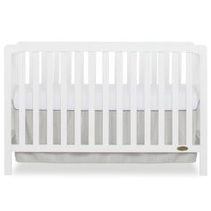 Dream On Me Ridgefield offers Scandinavian style using function as a gateway toward modern beauty. Dream On Me Ridgefield easily converts from a standard size crib, to a toddler bed, to a day bed and 2 options as a full size bed (rails sold separately for full bed). Accommodates a standard size (Dream On Me) mattress, sold separately. This crib is available in a range of finishes. All Dream On Me crib meets all applicable ASTM and CPSC standards. Full Bed Frame, Chic Nursery, Bed Rails, Convertible Crib, Baby Cribs, Scandinavian Style, Toddler Bed, Mattress, Range