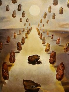 Salvador Dali - The Path of Enigmas, 1981