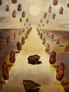 Salvador Dali - The Path of Enigmas, 1981