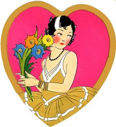 Valentine bridge tally