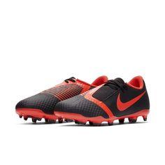 Jr. PhantomVNM Academy FG Older Kids  Firm-Ground Football Boot. Football  BootsVenomBlack BootsSoccer Shoes Indoor b3c80c8b9