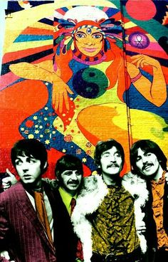 The Beatles Beatles Art, The Beatles, The Fab Four, Popular Music, Over The Rainbow, Cool Bands, The Fool, Love Of My Life, Beautiful Things