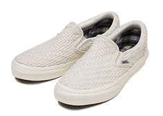 #Vans Slip On Cowichan Ivory #sneakers
