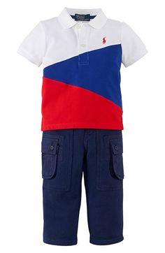 b5350ef8e9eb0a Ralph Lauren Polo  amp  Pants available at  Nordstrom Ralph Lauren Suits,  Cargo Pants