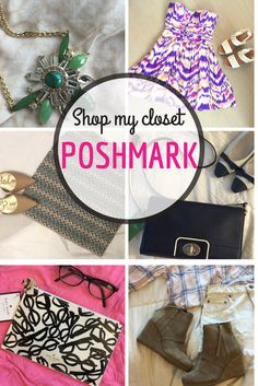 Shop my closet on Poshmark! Great new additions every week of clothing, shoes, accessories both brand new and used with huge discounts!  #shopmycloset #poshmark #fashion #shopping #style #forsale #Tops #Tanks #Dresses #style #clothing #womensfashion #shoes #handbags #purses #wallets #designer #discount #buyclothing #resale #NWT #poshlife