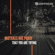 """MISTAKES ARE PROOF THAT YOU ARE TRYING"" ‪#‎MISTAKES‬ ‪#‎TRYING‬ ‪#‎PROOF‬ ‪#‎MOTIVATION‬"
