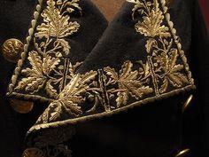 LANGO AURELIAN - lemon2jul: Military uniform detail