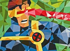 Art by Eric Dufresne. Cyclops.