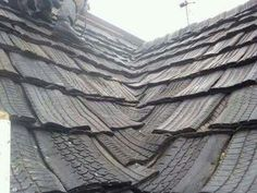 Best recycled roof i have seen so far