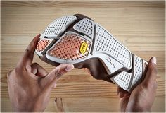 Clarks Trigenic - shoe design