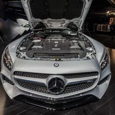 The most sought after names in fashion are pouring into the city this week. AMG creates some of the most sought after engines in the world. They're the product of skilled craftsmen, designers and engineers who live to test the limits of driving.  #Mercedes #Benz #AMGGT #AMG #GT #MBFW #MercedesBenzFashionWeek #FashionWeek #Fashion #Style #instacar #carsofinstagram #germancars #luxury