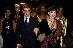 Saved by Barb Quick   Saint Laurent Life in Pictures | POPSUGAR Fashion
