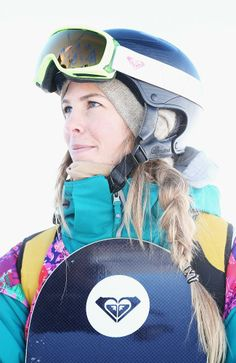 Torah Bright. Snowboarding. Sochi Winter Olympics. Slopestyle, Halfpipe & Boardercross. Roxy Snow.
