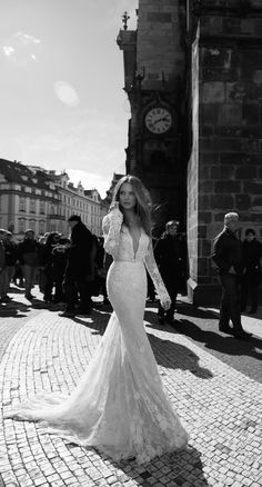 Berta Wedding Dress Collection 2016 - Exclusive First Look on Bridal Musings Wedding Blog http://bridalmusings.com/2015/05/berta-wedding-dress-collection-2016/