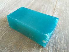 Ice blue soap lush