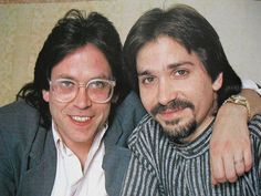 Brotherly Love! ( Jeff with Mike Porcaro)