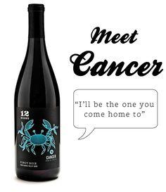 Cancer Wine