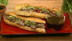 the chew | Recipe | Michael Symon's Chicago Style Italian Beef