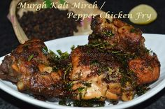Murgh Kali Mirch / Pepper Chicken