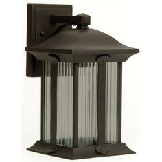 Exteriors - Z4104-92 sales at Exteriors Lighting.  Wall Lanterns Outdoor Lights in a decorative Oiled Bronze finish