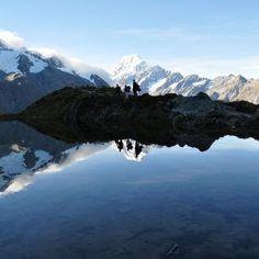 Mt Cook - New Zealand....