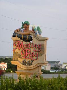 Minigolf in Nags Head, NC.