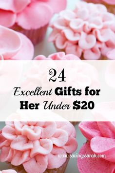 24 Excellent Gifts For Her Under 20