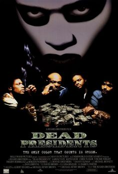 Dead Presidents 27x40 Movie Poster (1995)