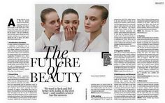'With the recent developments in liposomes and microsomes as well as nanotechnology, the polypeptide effects can now be exploited to the greatest extent,' says Dr Robert Gobac, medical director of Dr Gobac Cosmeceuticals. Love Your Skin, Nanotechnology, Feel Better, Skincare, Medical, Wellness, Feelings, Sayings, Health