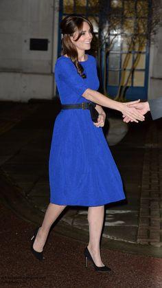 Księżna Kate: Kate i William Powracanie do Anglesey, Date Night dla Cambridges & Gianvito Rossi Style