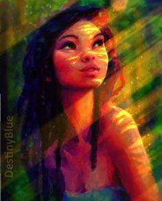 Tiger tiger burning bright, Find and turn towards your light ☀️   I have so many drawing I\'ve yet to upload here - going to post more over the coming weeks!   #artistsofinstagram #artistsoninstagram #art #myart #mydrawing #destinyblue #artowk #wacom #photoshop #summer #sunshine #tiger #digitalart #digitalpainting #painting #visualart #gallerywall #artist #creative #conceptual #instadraw #concept #cartoon #artoftheday #digitalillustration #nature #forest #dreadlocks #darkskin #happy