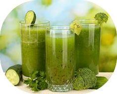 Receita de shake desintoxicante para incluir na dieta para emagrecer. Shake desintoxicante diminui gordura localizada e contribui com a perda de peso