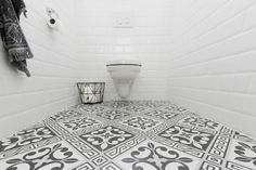 """""""We hope everyone has a fab time at If you're after gorgeous tiles, don't forget the lovely on Downstairs Toilet, Floor Colors, Minimalist Bathroom, Cement, Home And Living, Bath Mat, Tile Floor, Tiles, Interior Decorating"""