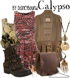@Andrea Ware Calypso has become so famous they are even naming outfit combos after her, impressive!