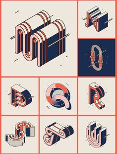 36 DAYS OF TYPO on Behance