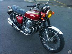 Honda 750 four K1 de 1971