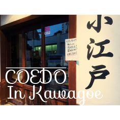 COEDO in kawagoe