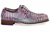 Paarse Floris van Bommel schoenen 14313